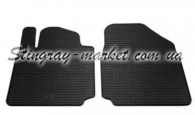 Передние автомобильные резиновые коврики Nissan Micra K12 2003-