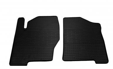 Передние автомобильные резиновые коврики Nissan Pathfinder R51 2005-2010