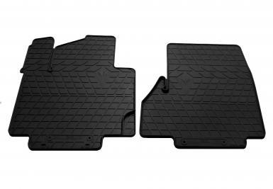 Комплект резиновых ковриков в салон автомобиля Nissan NV200 2014-