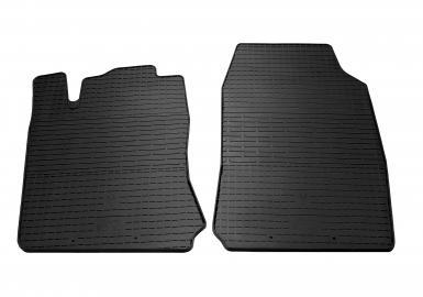 Передние автомобильные резиновые коврики Opel Vectra B