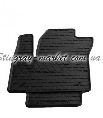 Водительский резиновый коврик Opel Meriva B 2010-