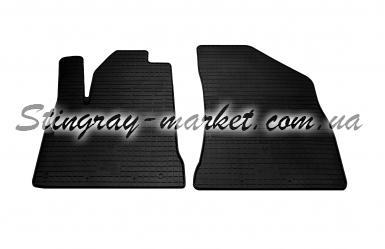 Передние автомобильные резиновые коврики Peugeot 3008 2009-