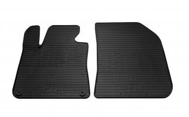 Передние автомобильные резиновые коврики Peugeot 308 2013-