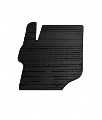 Водительский резиновый коврик Citroen C-Elysee 2013-