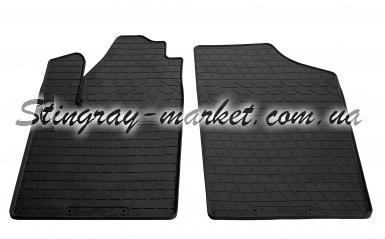 Передние автомобильные резиновые коврики Citroen Berlingo (design 2016)