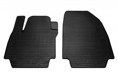 Передние автомобильные резиновые коврики Renault Clio III | Clio IV