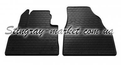 Передние автомобильные резиновые коврики Mercedes Citan 2012-