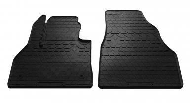 Передние автомобильные резиновые коврики Renault Kangoo 2008-