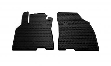 Передние автомобильные резиновые коврики Renault Megane III 2008-