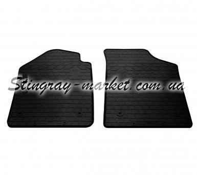 Передние автомобильные резиновые коврики Renault Kangoo 1997-