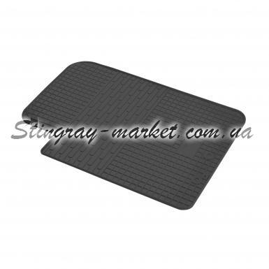 Водительский резиновый коврик SsangYong Kyron 2006-