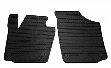 Передние автомобильные резиновые коврики Skoda Rapid 2013-