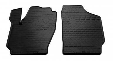 Передние автомобильные резиновые коврики Seat Ibiza 2003-