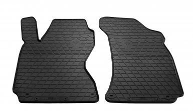 Передние автомобильные резиновые коврики Skoda Super B I 2002-2008