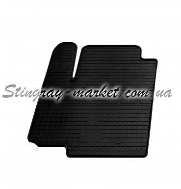 Водительский резиновый коврик Suzuki Swift 2005-
