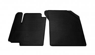 Передние автомобильные резиновые коврики Fiat Sedici 2006-2014