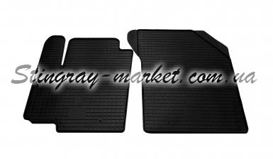 Передние автомобильные резиновые коврики Suzuki SX4 2014-