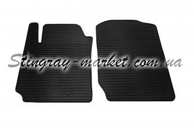 Передние автомобильные резиновые коврики Suzuki Grand Vitara 2005-