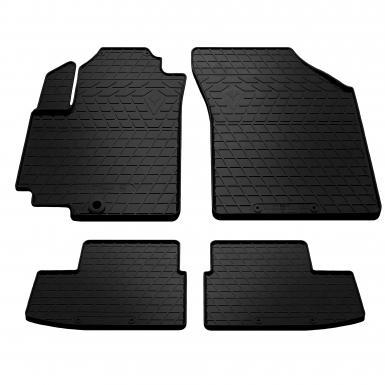 Комплект резиновых ковриков в салон автомобиля Suzuki Splash 2007-2014