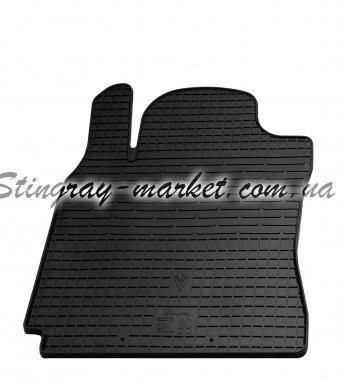 Водительский резиновый коврик Chery Tiggo T11 2006-2014