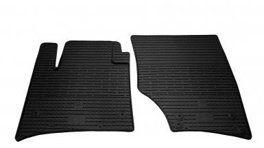 Передние автомобильные резиновые коврики Volkswagen Touareg 2002-