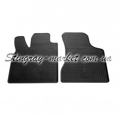 Передние автомобильные резиновые коврики Seat Cordoba 1993-