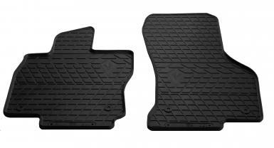 Передние автомобильные резиновые коврики Volkswagen Passat B8 2014-