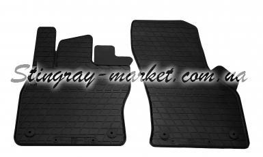 Передние автомобильные резиновые коврики Volkswagen Touran III 2015-