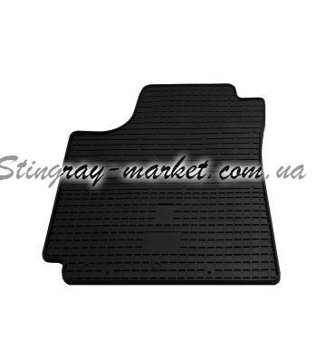 Водительский резиновый коврик Geely Emgrand EC7