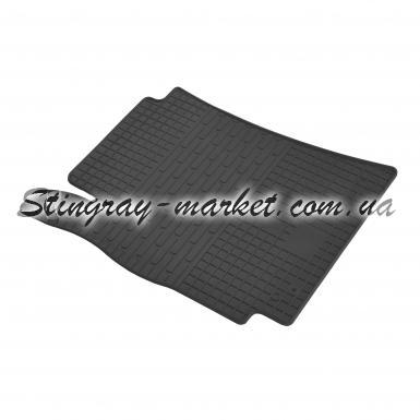 Водительский резиновый коврик Geely MK