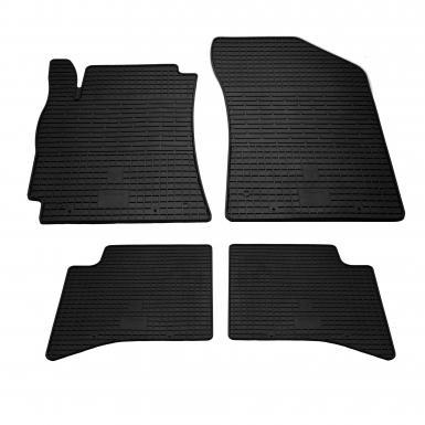 Комплект резиновых ковриков в салон автомобиля Geely MK Cross