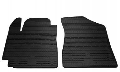 Передние автомобильные резиновые коврики Geely GC5 2014-