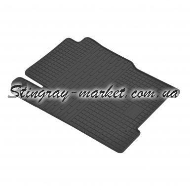 Водительский резиновый коврик Chery A13 2008-
