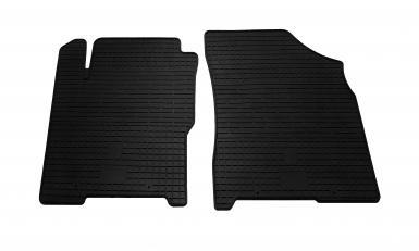 Передние автомобильные резиновые коврики Chery A13 2008-