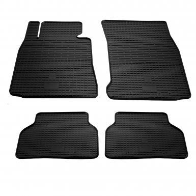 Комплект резиновых ковриков в салон автомобиля BMW 5 E39