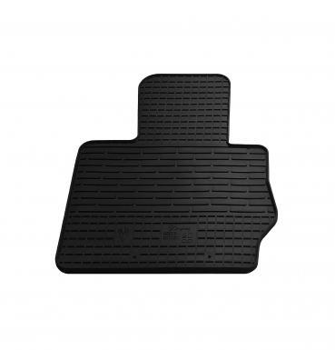 Водительский резиновый коврик BMW X4 (F26) 2014-2018