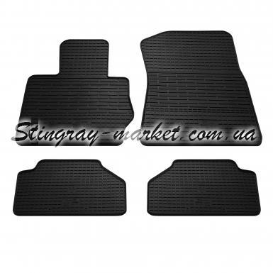 Комплект резиновых ковриков в салон автомобиля BMW X4 F26