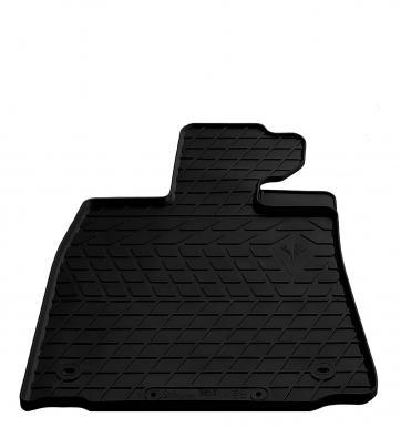 Водительский резиновый коврик Lexus IS 2013-