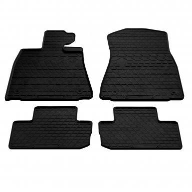 Комплект резиновых ковриков в салон автомобиля Lexus IS 2013-
