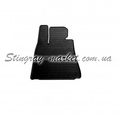 Водительский резиновый коврик Lexus GS 2011-