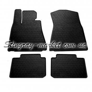 Комплект резиновых ковриков в салон автомобиля Lexus GS 2011-