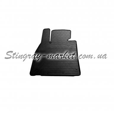 Водительский резиновый коврик Lexus LS 2007-