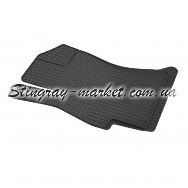 Водительский резиновый коврик Subaru Outback 2009-2014