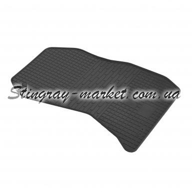 Передние автомобильные резиновые коврики Subaru XV 2012-