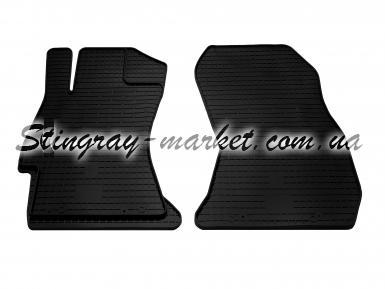 Передние автомобильные резиновые коврики Subaru Impreza 2012-