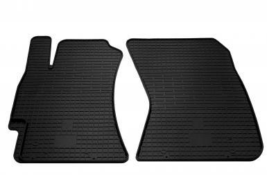 Передние автомобильные резиновые коврики Subaru Forester 2008-