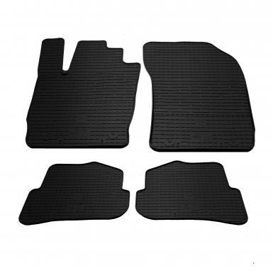 Комплект резиновых ковриков в салон автомобиля Audi A1 от 2010