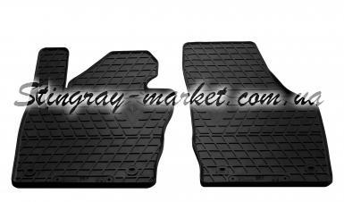 Передние автомобильные резиновые коврики Audi Q3 2011-