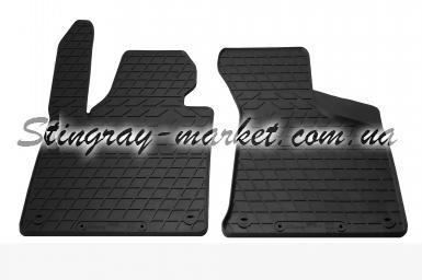 Передние автомобильные резиновые коврики Audi A3 (8P) 2003-