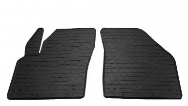 Передние автомобильные резиновые коврики Volvo V50 2004-